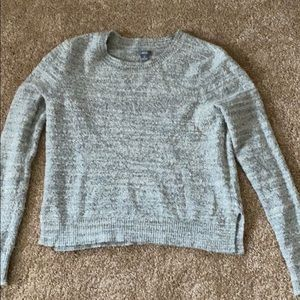 Aerie gray sweater